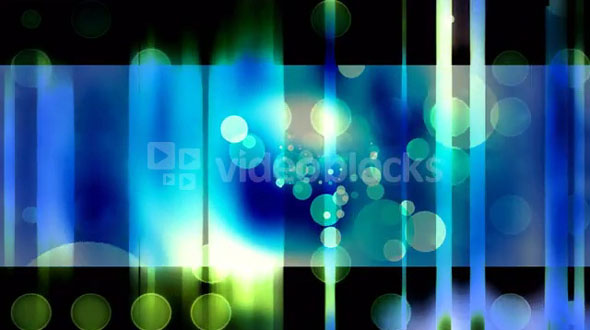Dotted Blue Bars 2