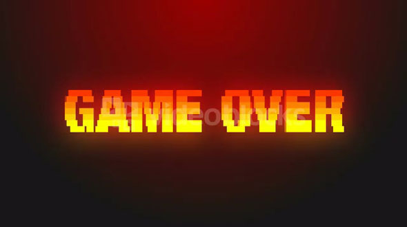 Digital Game Over
