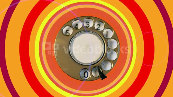 Rotary Phone Dials
