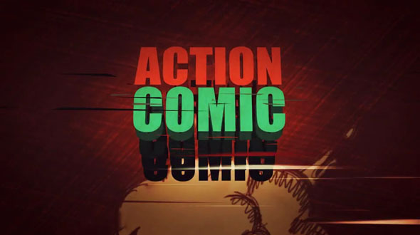 Action Comic