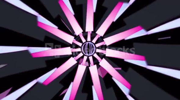 Looping Pinwheel Zoom