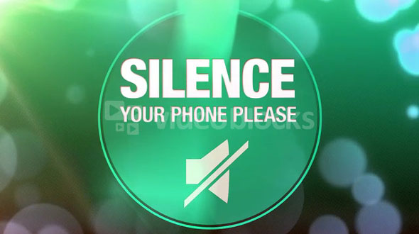 Emerald Phone Silence Message