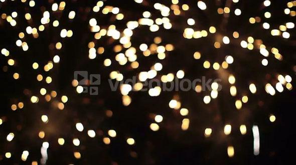 Fireworks Sky Explosion Blur