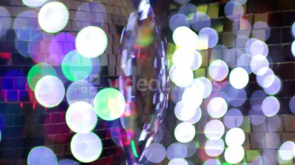 Retro Dual Disco Lights