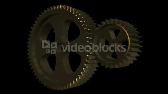 Two Gears Working