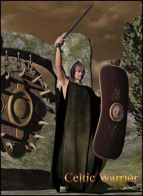 Celtic Warrior for M4