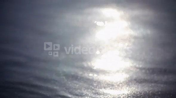 Ocean Surface Sunlight