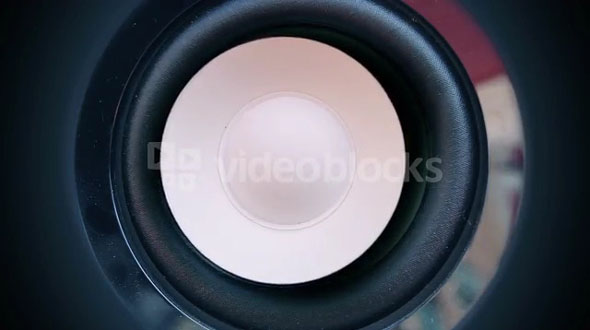 Speaker Vibrations