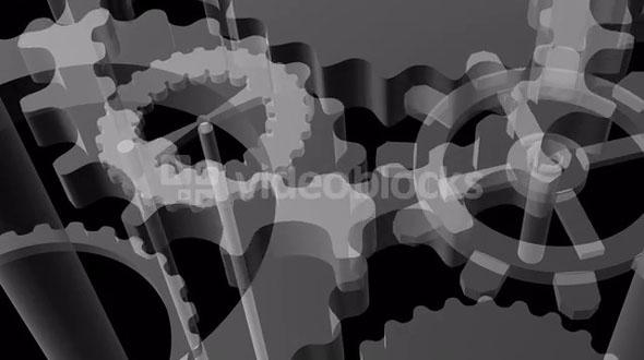 Spinning Gears 3