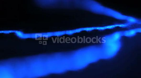 Electric Blue Lightning 3