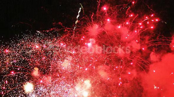 Fireworks Montage