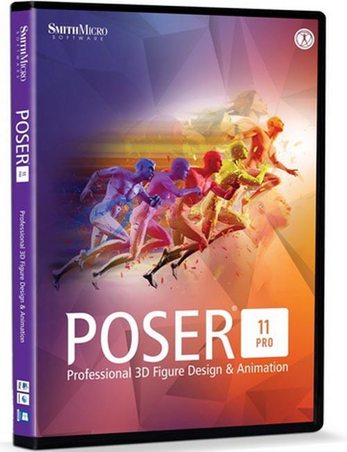 Smith Micro Poser Pro 11.0.6.33735