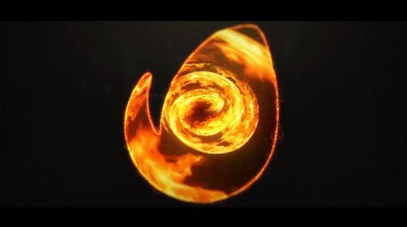 Fire Vortex Logo