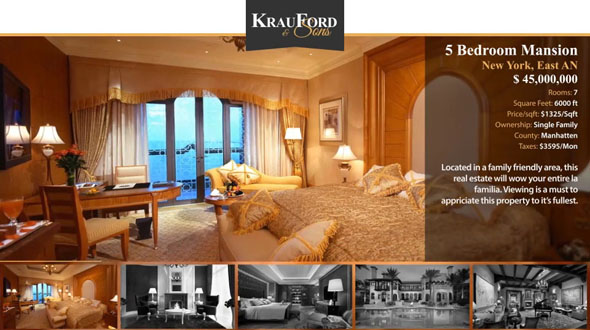 Real Estate Slideshow KIT