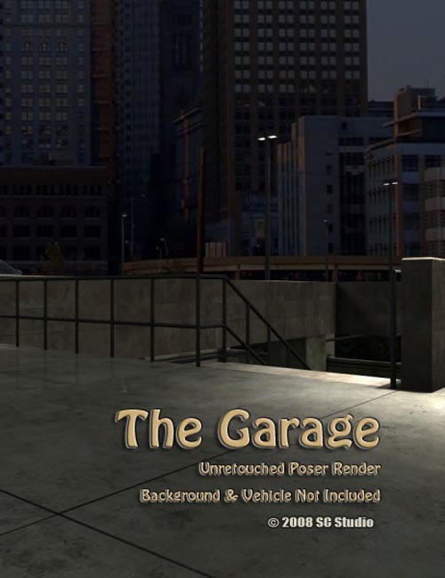 SC Studio's The Garage