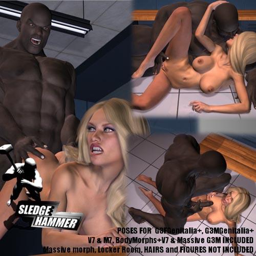 Locker Room Affair for G3 Couple