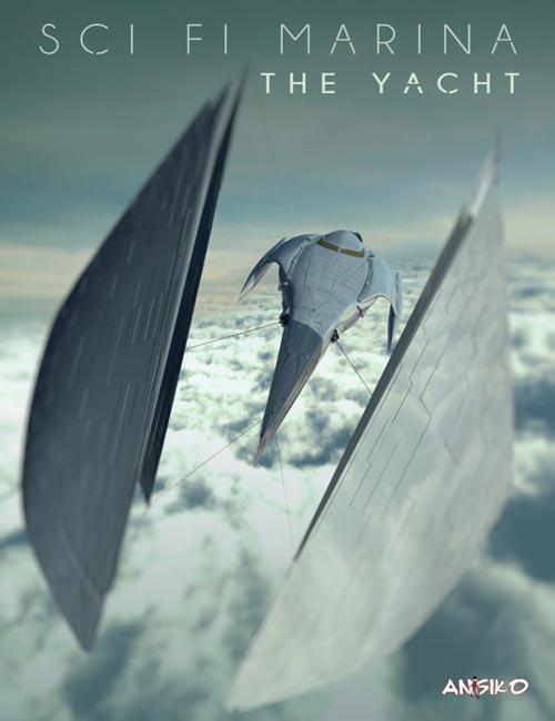 SCI FI MARINA The Yacht