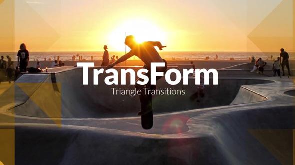 TransForm - Triangle Transitions