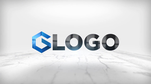 Corporate Logo Intro