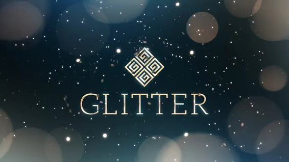 Glitter Particles | Logo Reveal Pack