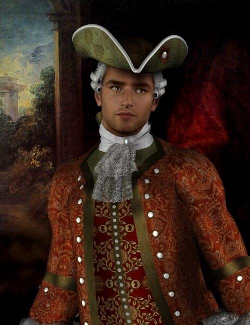 Francois-Philippe M4 18th Century Costume