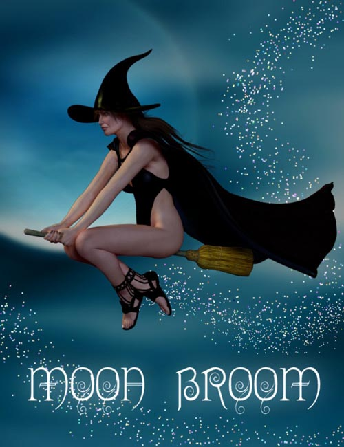 Moon Broom