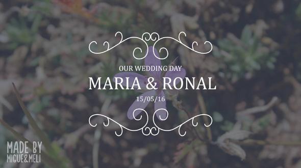 48 Wedding Titles