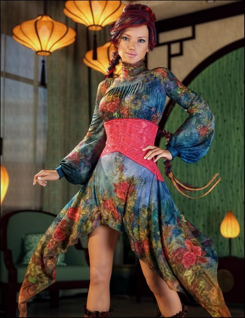 Oriental Opulence for Marionette