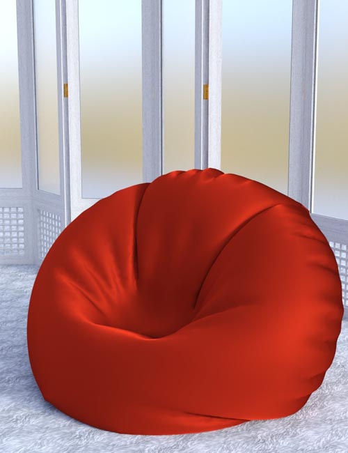Morphing Bean Bag Chair