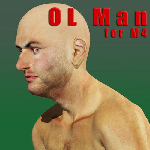 Darkseal's Ol Man for M4