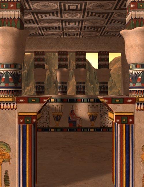 CastleDev Egyptian Temple 2