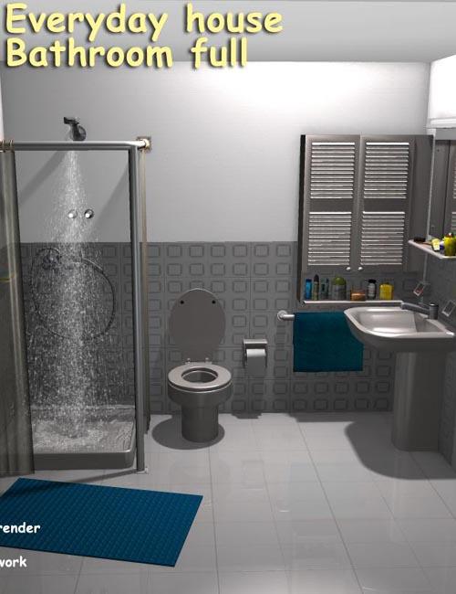 Everyday house - Bathroom full