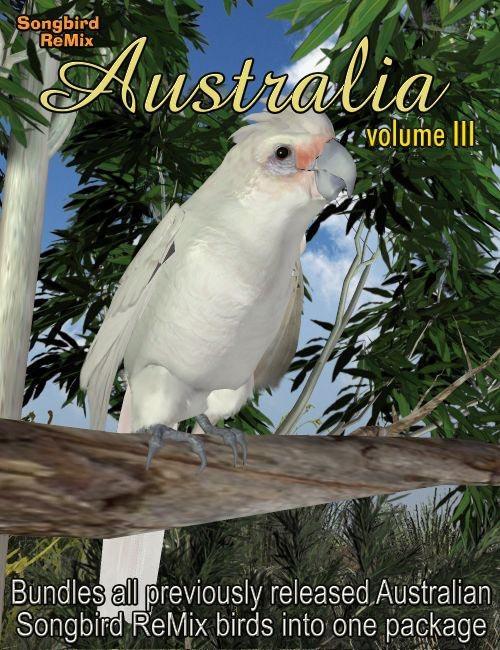 SBRM Australia Vol 3