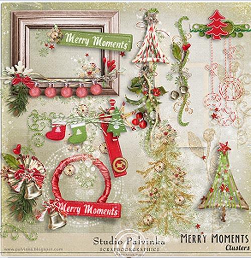 Merry Moments Bundle