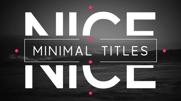 Big Minimal Titles
