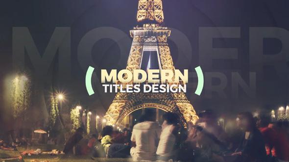 Circular Slideshow - Modern Elegant Parallax Opener