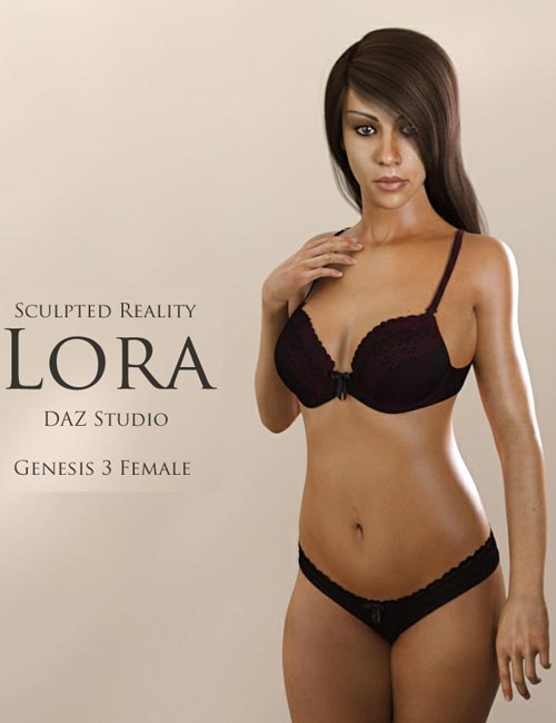 G3F Sculpted Reality: Lora