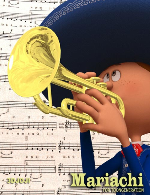 Mariachi For Toon Generation