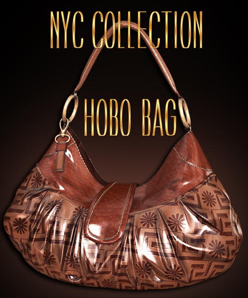 NYC Couture: Hobo Bag
