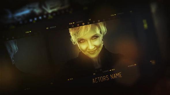 Director's Cut Titles Slideshow