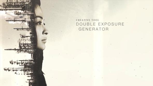 Double Exposure Generator V2