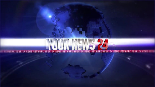 Broadcast News 24 Complete Package