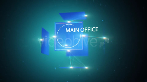 Company Scheme - Motion Graphic Presentation