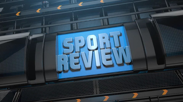 Sport Review Broadcast Intro