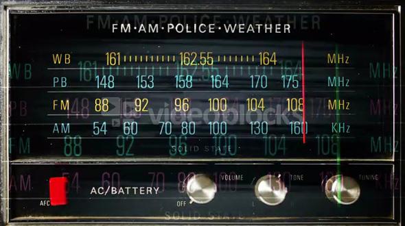 Scanning Police Radio