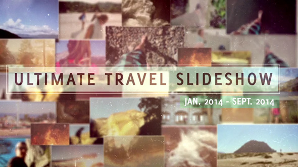 Ultimate Travel Slideshow
