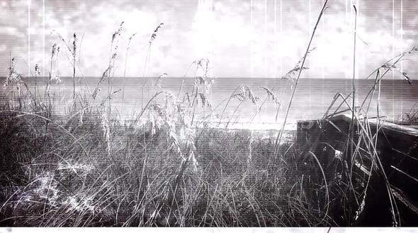 Old Footage Sand Dune