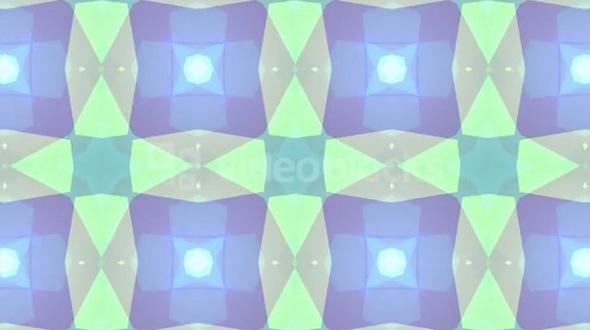 Pastel Kaleidoscope Motion Background