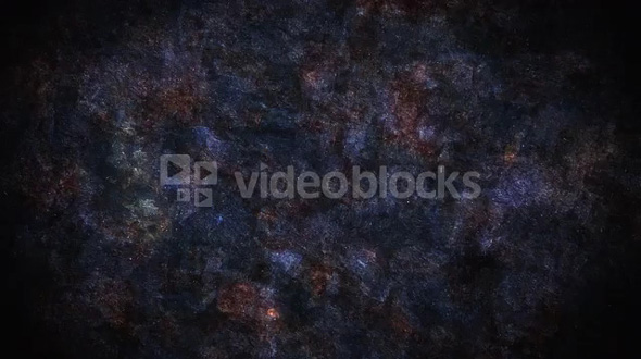 Stop Motion Galaxy Motion Background