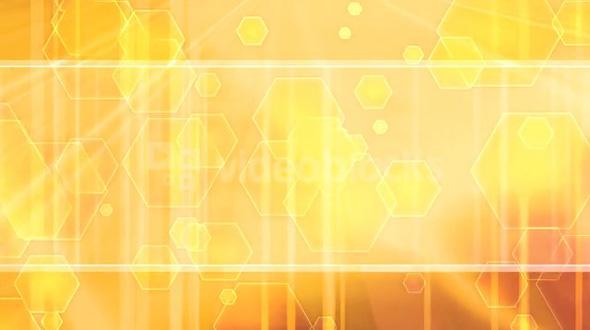 Hexagon Sunrise